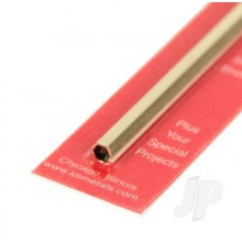 8274 3/16 Hexagonal Brass Tube 12in (1)