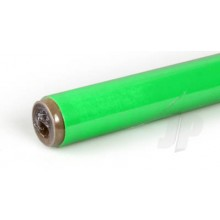 Oracover (Profilm) Covering Fluorescent Green (41) 2 metre