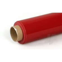 Oracover (Profilm) Polyester Covering Red (20) 10 metre