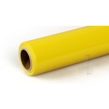 Oracover (Profilm) Polyester Covering Cadmium Yellow (33) - 6m roll