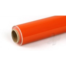 Oracover (Profilm) Polyester Covering Orange (60) 10 metre