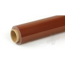 Oracover (Profilm) Polyester Covering Brown (81) 4 metre (1 only)