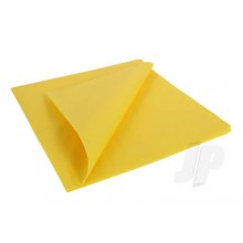 Trainer Yellow Lightweight Tissue Covering Paper 50 x 76cm x 5