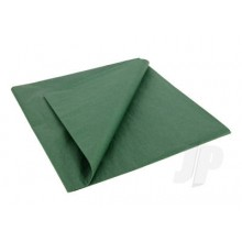 Dark Green Lightweight Tissue Covering Paper 50 x 76cm x 5