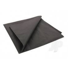 Stealth Black Lightweight Tissue Covering Paper 50 x 76cm x 5