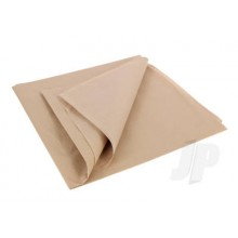 Vintage Tan Lightweight Tissue Covering Paper 50 x 76cm x 5
