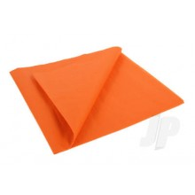 Golden Orange Lightweight Tissue Covering Paper 50 x 76cm x 5