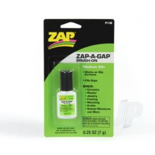 Zap-A-Gap CA+ Brush-On 1/4oz (Med.) PT100