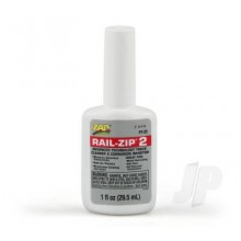 PT23 Rail-Zip 2 Track Cleaner 1oz  PT23