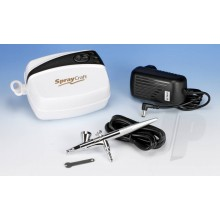 Spraycraft SP30KC Airbrush & Compressor Kit