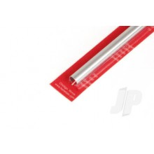 9809 10mm x .45mm Wall Aluminium Round Tube 300mm (1)