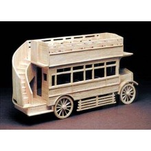 Matchbuilder 1920s Veteran Bus