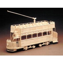 Matchbuilder Tram Car