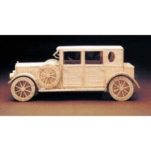 Matchbuilder Hispano Suiza Car