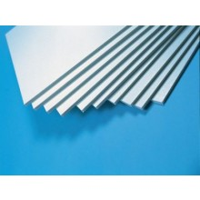 PK.2 LARGE SHEETS 1.00mm (40 THOU) WHITE