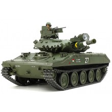 Tamiya RC 1/16 US Airbourne M5551 Sheridan Tank Full Option