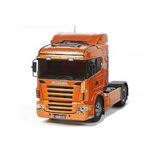 Scania R470 Pre Painted Orange   LTD