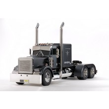 Grand Hauler - Matt Black
