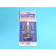Tamiya RC 1/14 Tractor Truck Oil Shocks (2)