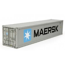 Tamiya RC1/14  Maersk 40-Foot Scale Container For Semi-Trailer