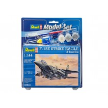 Revell 1/144 F-15E STRIKE EAGLE & bomb Gift Set