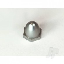 Quattro-X Brushless Motor Prop Nut Silver (BOX 37)