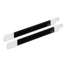 SWERC 425MM BLADES (Black and White with a Purple back