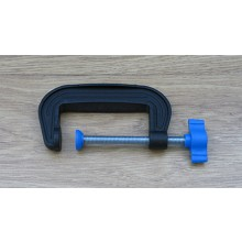 G Clamp Plastic 75mm