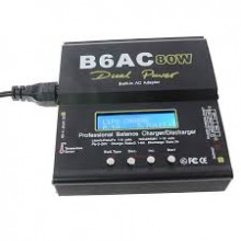 B6AC Charger AC Only Dual Power - 1 Only