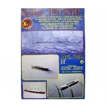 Titanic Motor Kit No2 (Motor and R/C installation Kit)