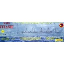 Titanic Kit No.4 (Superstructure and Fittings Kit) 728