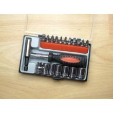 Expo Tool Set 20 Piece Screwdriver and Socket Set