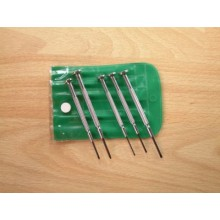 Screwdriver Set in Wallet