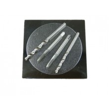2.5mm High Carbon Steel Tap Set