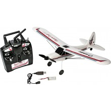 Rage RC RGRA1110 Super Cub MX Micro Ep 3-Channel Ready to Fly