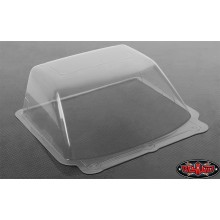 Clear Lexan Windshield for Tamiya Toyota Hilux or RC4WD Mojave Body TF2 Window