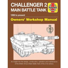 Challenger 2 Main Battle Tank Owners Workshop Manual : 1998 to present