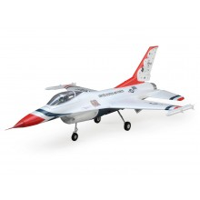 E-Flite F-16 Thunderbirds 70mm EDF Jet PNP - FOR PRE ORDER ONLY