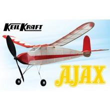 Keil Kraft Ajax Kit - 30 Inch Free-Flight Rubber Duration