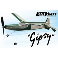 Keil Kraft Gipsy Kit - 40 Inch Free-Flight Rubber Duration