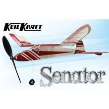 "Keil Kraft Senator Kit - 32"" Free-Flight Rubber Duration"