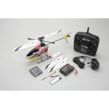 Nine Eagles Solo Pro 328 Ready to Fly - red/yellow