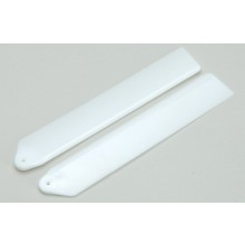 Plastic Main Blades 110mm White