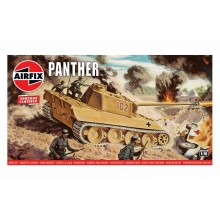 1/76 Airfix German Panther Tank - Vintage Classics A01302V