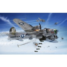 1/72 Airfix Boeing B17G Flying Fortress A08017