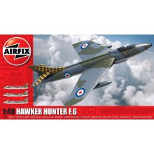 Airfix A09185 Hawker Hunter F6 1:48