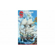 Plastic Kit Airfix Cutty Golden Hind kit A09258