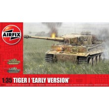 Plastic Kit Airfix Tiger 1 Early Version kit A1363