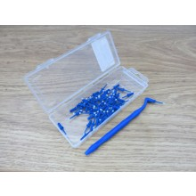 Double Ended Holder with 50 Fine Micro Brushes  A45800