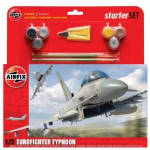 1/72 Airfix Eurofighter Typhoon Starter Set A50098